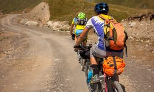 Road Cycling Events - Bikepacking