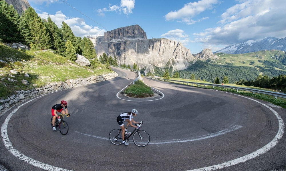 Road Cycling Sportives - Alps