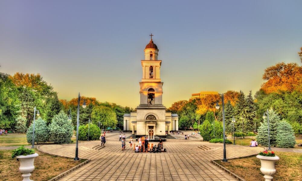 Off The Beaten Track - Chisinau, Moldova
