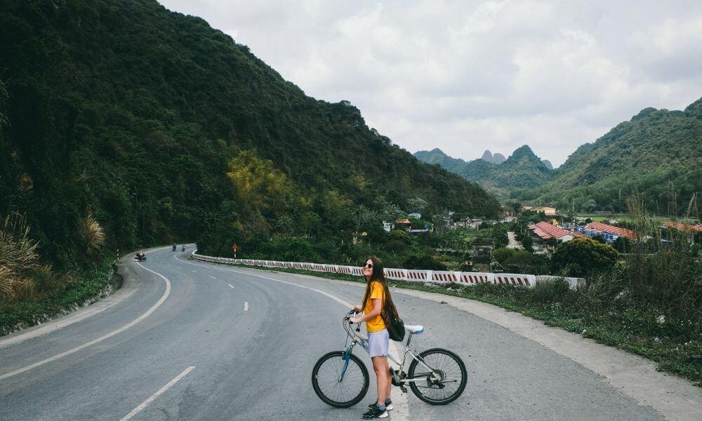 Cycling Holidays - Cat Ba Island, Vietnam
