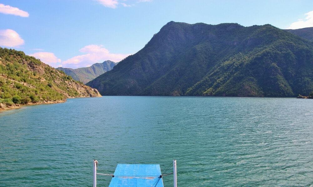 Off The Beaten Track - Lake Koman - Albania