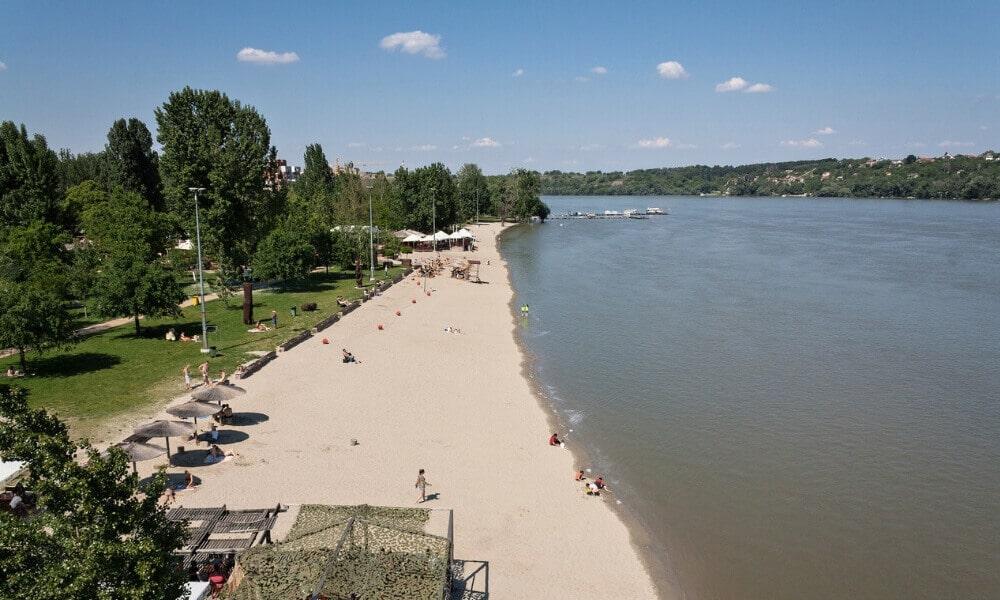 Off The Beaten Track - Novi Sad Beach