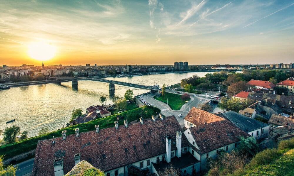 Off The Beaten Track - Novi Sad, Serbia