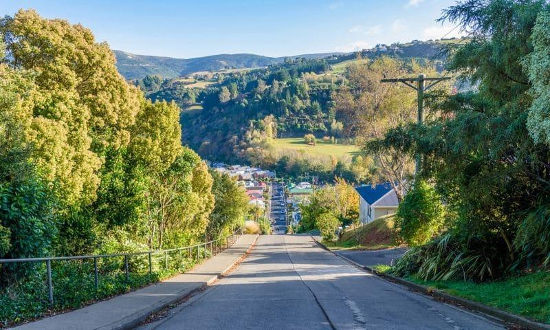 Baldwin Street - Dunedin
