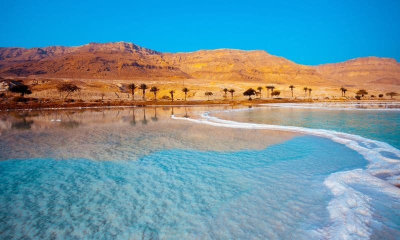 Lowest Place on Earth - Dead Sea