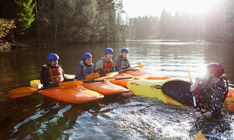 Kayaking for Beginners - Lessons