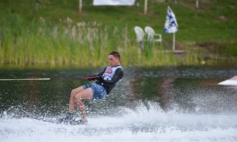 Rob Hazelwood Claims - Waterskiing