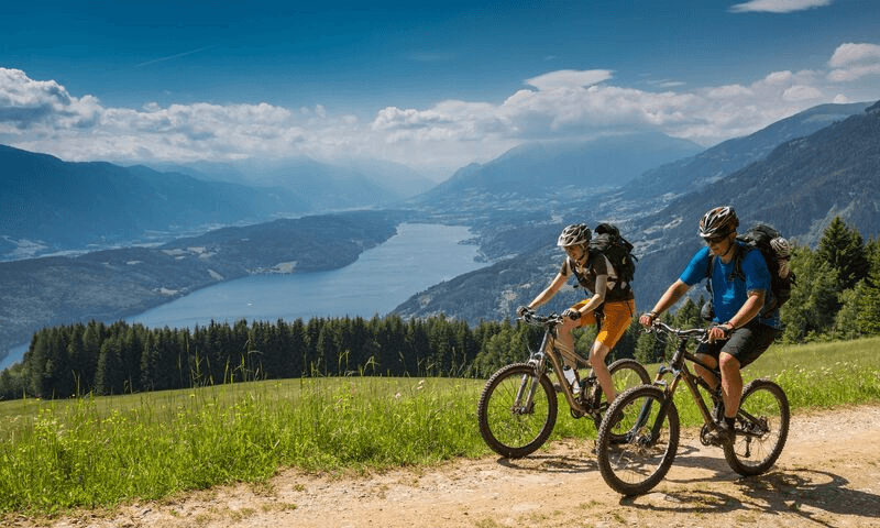 Cycling Holiday Planning