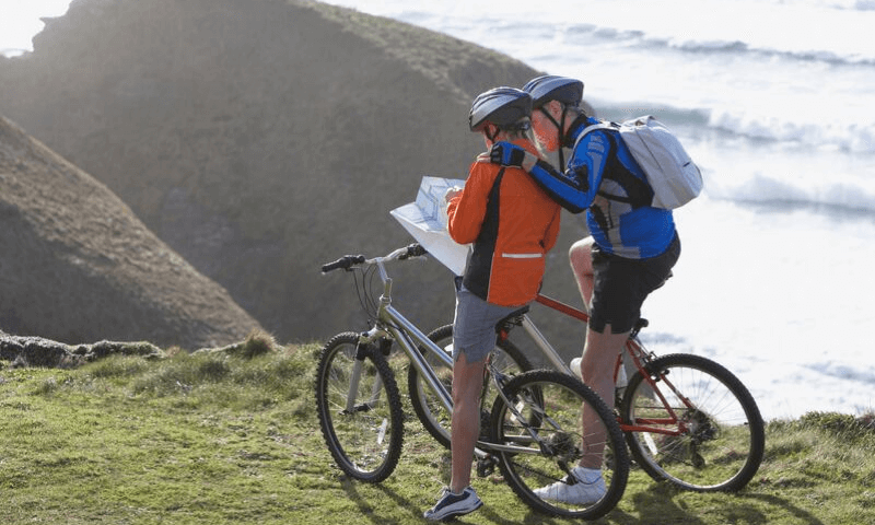 Cycling Holiday - Route Planning