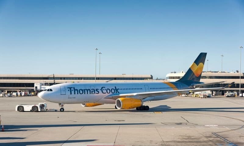 Thomas Cook - Protect Your Holidays