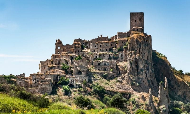 Abandoned Places - Craco