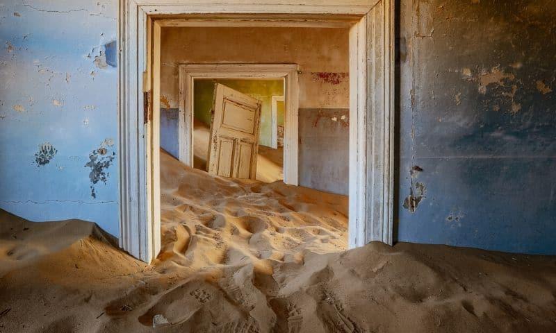Abandoned Places - Kolmanskoppe