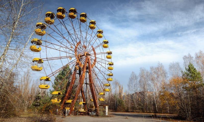 Abandoned Places - Pripyat