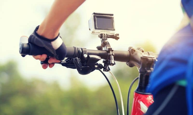 Christmas gifts for cyclists - Camera