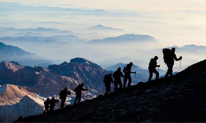 Emergency Repatriation - Hiking