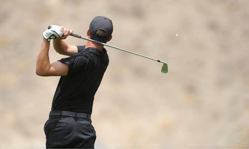Health Benefits of Playing Golf - Upper Body