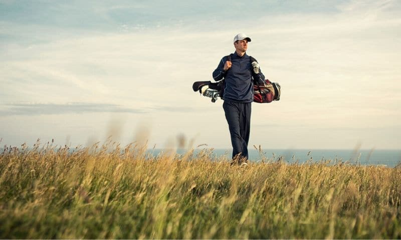 Health Benefits of Playing Golf - Being Outside