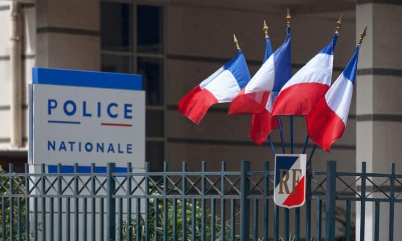 Police Station - France